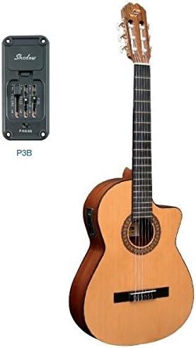 Admira (Juanita) Electrificada Cutaway (Pre-Amp: Shadow P3B.) Guitarra clásica española