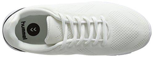 Calabrone Unisex-adulti Croce Lite Scarpe Sala Bianca (bianco)