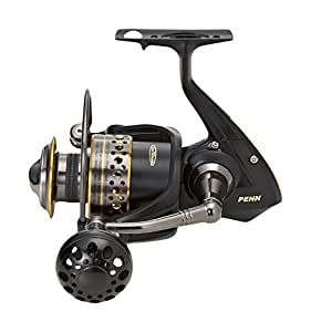 Penn Battle 6/210 Line Capacity 6+1 Bearings 6.2:1 Spinning Reel