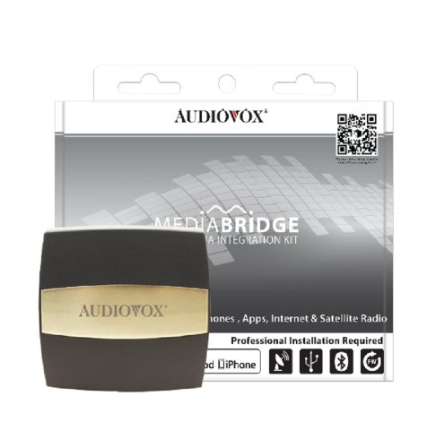 Audiovox AMBR-1501-AVW - MediaBridge with Bluetooth for AUDI and Volkswagen