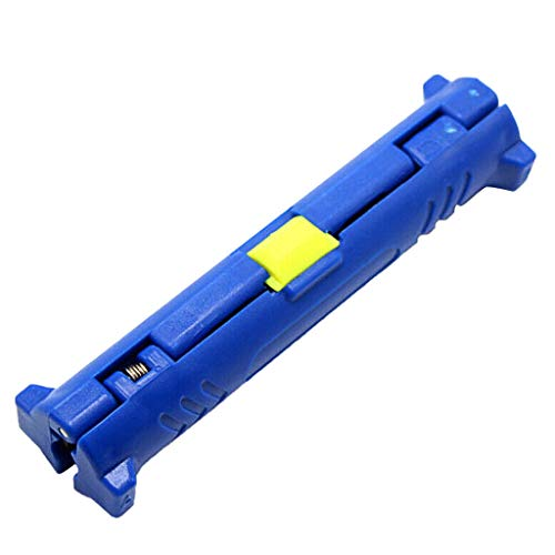 Euone Clearance Sales,Coaxial Cable Wire Cutter Multi-function Electric Stripper Pen Pliers ()