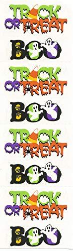 - Mrs. Grossman's Trick or Treat Stickers
