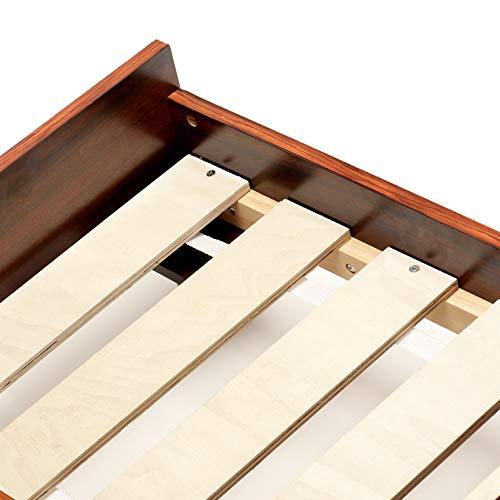FurHaven Pet Bed Frame   Bed Frame for Pet Beds & Mattresses, Walnut, Jumbo by Furhaven Pet (Image #4)