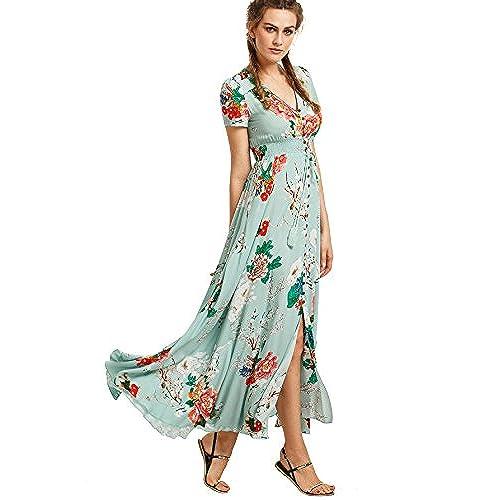 Flowing Dress: Amazon.com