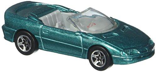 Hot Wheels 1995-344 Camaro Convertible 8 of 12 1:64 (344 Scales)