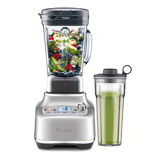 Breville The Super Q 68 Ounce Blender – Brushed Stainless Steel