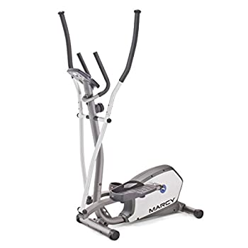 Image of Marcy 8-Level Magnetic Resistance Elliptical Trainer with Oversized Pedals, 300 Pound User Capacity NS-1201E