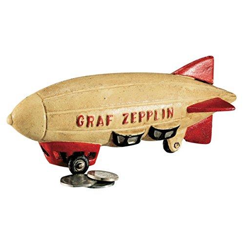 Design Toscano The Graf Zepplin Collectible Replica Toy
