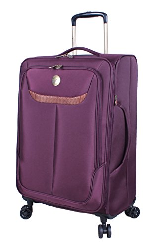 caribbean-joe-20-carry-on-ultra-lightweight-expandable-luggage-with-spinner-wheels