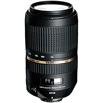 Tamron AF 70-300mm f/4.0-5.6 SP Di VC USD XLD for Nikon Digital SLR Cameras