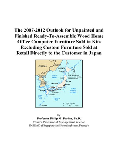 The 2007-2012 Outlook for Unpainted and Finished Ready-To-Assemble Wood Home Office Computer Furniture Sold in Kits Excluding Custom Furniture Sold at Retail Directly to the Customer in Japan by ICON Group International, Inc