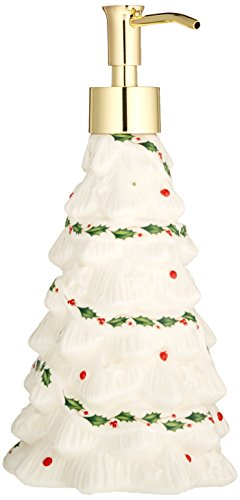 (Lenox Holiday Tree Soap Pump)