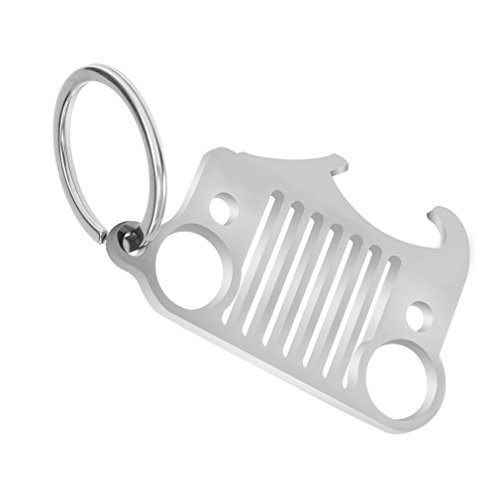 ICOCO Grille Bottle Opener Stainless
