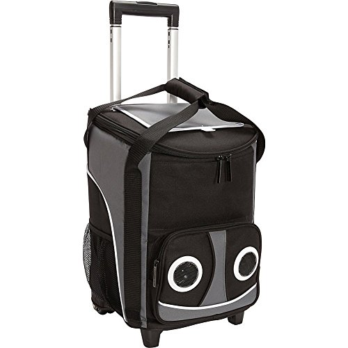 Travelwell P7329 Speaker Rolling Cooler product image