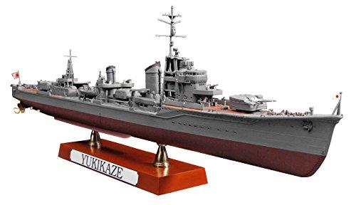 Hasegawa HAZ22 1:350 Scale IJN Destroyer Type Koh Yukikaze Operation Ten-Go 1945