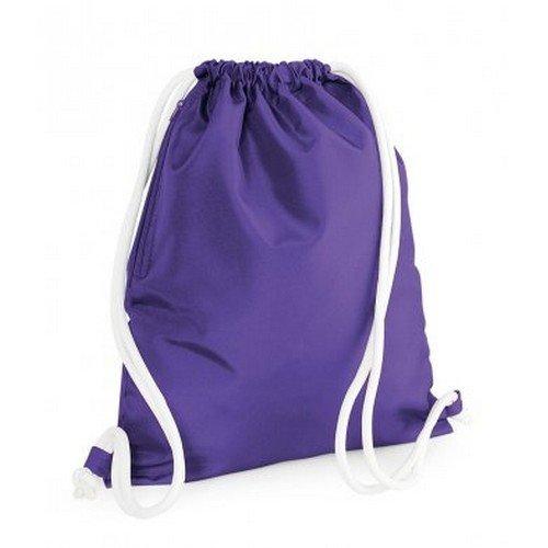 Bagbase Gymsac Drawstring Purple Icon Bag wqwznT4FB