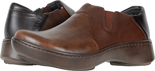 Brown Leather Toffee Naot Footwear Leather Roast Lenok Brown Leather Womens Pecan French UwxFIqXA