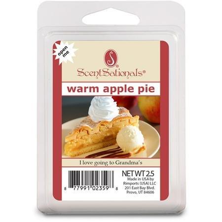 Warm Apple Pie - 1