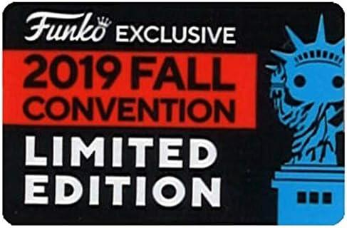 Funko Pop! Stranger Things Suzie 2019 NYCC Shared Sticker Exclusive