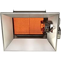SunStar Heating Products Infrared Ceramic Heater - NG, 26,000 BTU, Model# SGM...