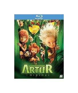 Arthur et les Minimoys [Blu-Ray] (Denotation) (No English version)
