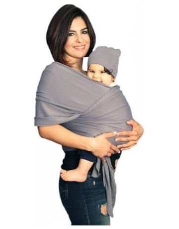 1f1e000b433 YogaBellies® Baby Sling Wrap UK Made Safety Certified