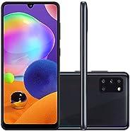 "Smartphone Samsung Galaxy A31 Dual Chip, Android 10, Tela 6.4"", Octa-Core, 128GB 4G, Câmera Quádrupla 48M"