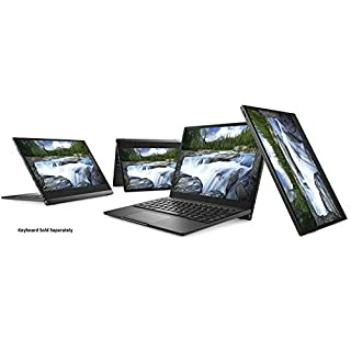 Dell Latitude 7285 2-in-1 2-in-1 Laptop, 12.3inch 3:2 (2880 x 1920) Touchscreen, Intel Core 7th Gen i5-7Y54, 8GB RAM, 512GB Class 35 Solid State Drive, Windows 10 Pro (Renewed)