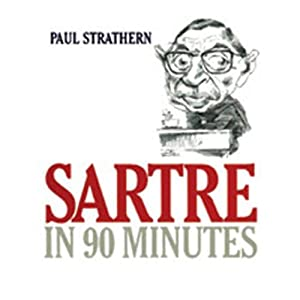 Sartre in 90 Minutes Audiobook