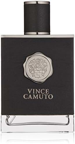 Vince Camuto Eau de Toilette Spray for Men, 3.4 Ounce