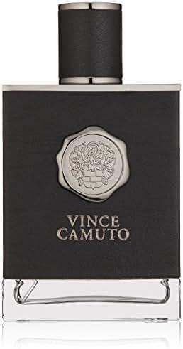 Vince Camuto Eau de Toilette Spray for Men, 3.4 Fl Oz
