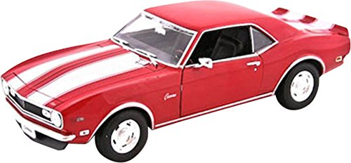 1/18 シボレー カマロ Z28 1968(レッド) WE12553R