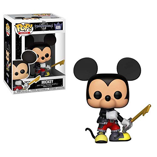 Pop! Vinyl Kingdom Hearts 3 Mickey
