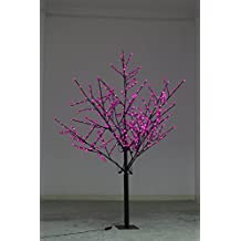 180cm LED Tree Light with 448 lights with plum blossom decoration