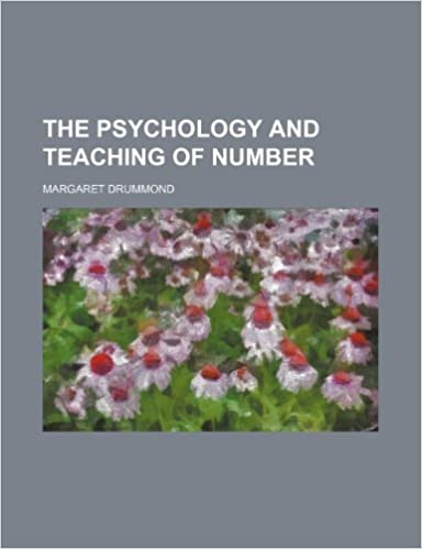 Book The Psychology and Teaching of Number
