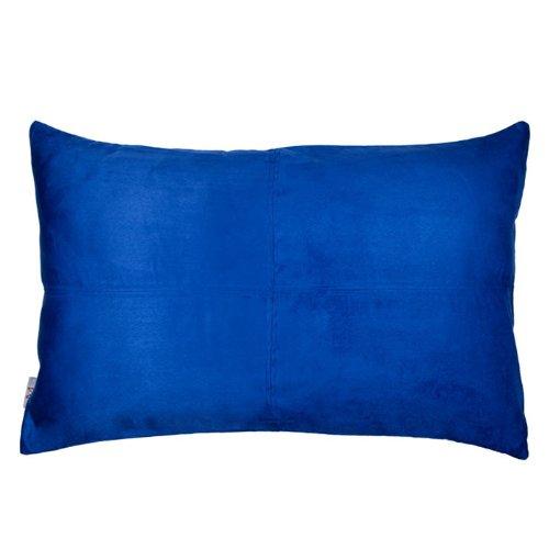 MADURA 4907 Funda de cojín Montana Azul Oscuro 45 x 70 cm ...