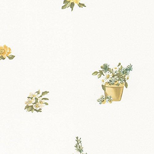 Norwall Kitchen (Norwall FK26968 Kitchen Flowers Wallpaper)