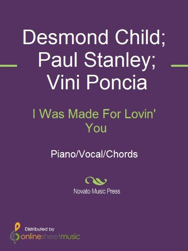 I Was Made For Lovin\' You - Kindle edition by Desmond Child, KISS ...