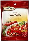 Mrs. Wages Hot Salsa Tomato & Canning Mix, 4-oz.