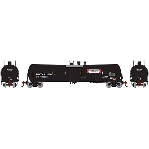 Athearn ATH98460 HO RTR 30,000-Gallon Ethanol Tank, MWTX #
