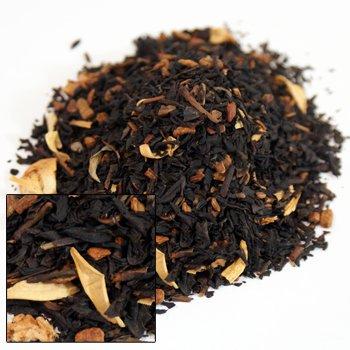 Apple Tea Flavored Black - Apple Cinnamon Coffeecake Black Tea - 4 Ounce Tin