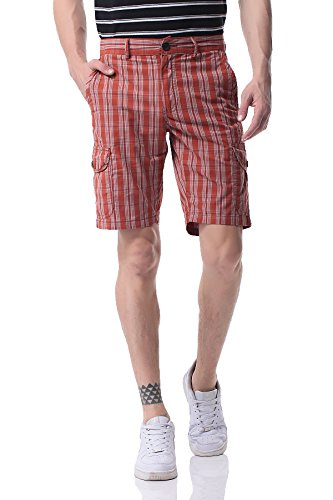 Casuale Cotone Pau1hami1ton In Quadri Ph A Da Chino Uomo Carico Fit Slim 5 Pantaloncini 18 qUHpaU