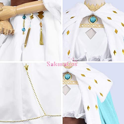 04c2210cb9ffb sakuracos Fate Grand Order FGO アナスタシア キャスター 永久凍土帝国 獣国の皇女 コスプレ