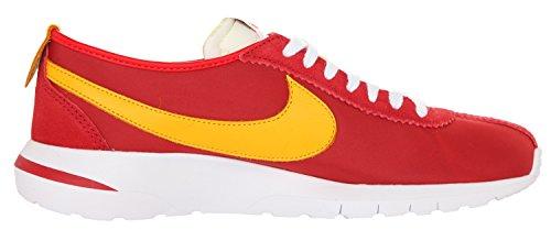 Nike Men Sneakers Roshe Cortez Nm Rosso-giallo-bianco 823299-607 Rojo / Amarillo (unvrsty Rd / Unvrsty Gld-gym Rd)
