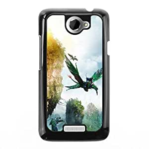 Fashion Style for HTC One X Cell Phone Case Black avatar 2 2014 YIS4195093