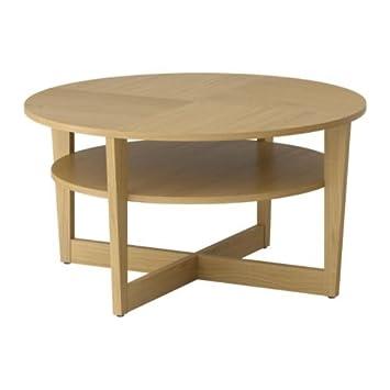 Ikea vejmon - Tavolino da salotto in quercia impiallacciato - 90 cm ...