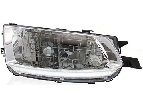 01 Rh Headlight Headlamp Light - 5