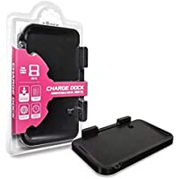 Tomee Charge Dock - Black for Nintendo 3DS XL
