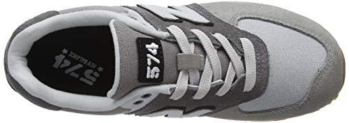 Balance Bambini Rock – Grigio black Sneaker 574 Unisex New Mlb castle d8wqSXd