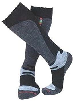 Calcetines unisex deportivos Invierno Suaves y calientes Tucano Urbano 687 35/38 gris
